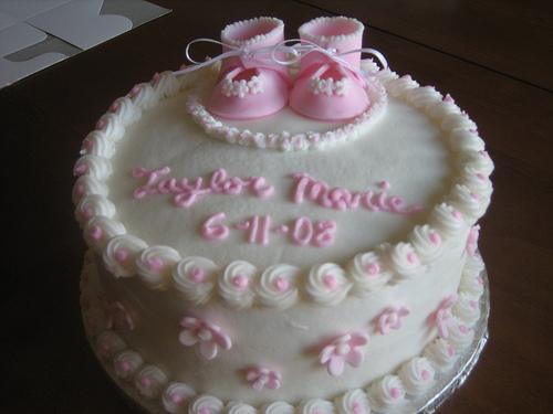 Walmart Baby Shower Cakes For Girl