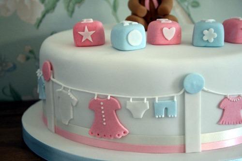 Baby Shower Cakes Waitrose