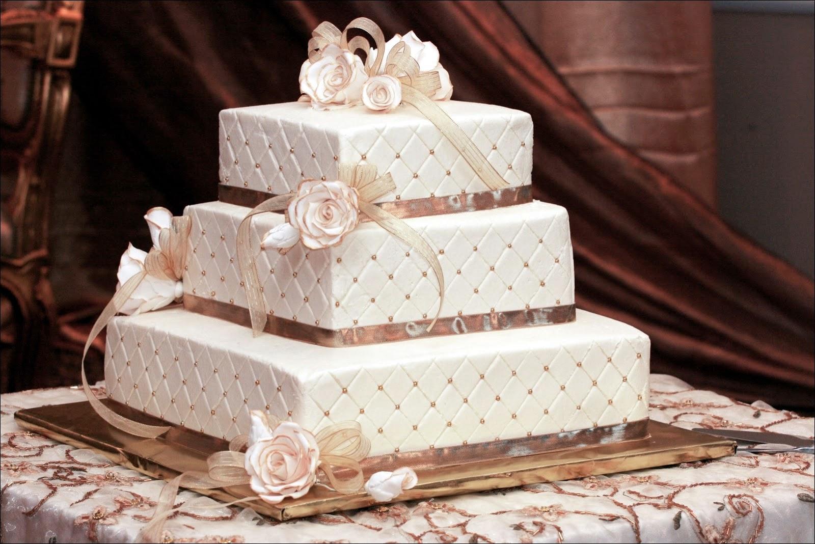 Waitrose Wedding Cakes