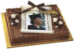 winn-dixie graduation cake