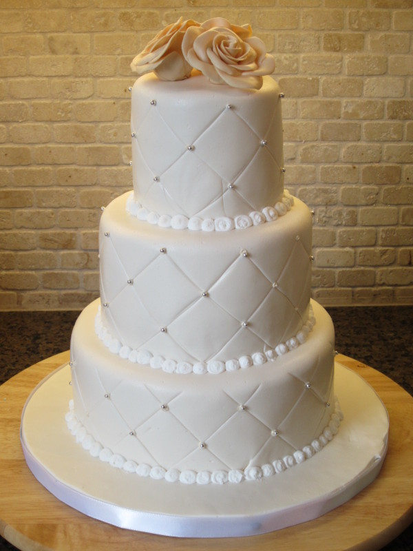 Three Types Of Wedding Cakes All Cake Prices