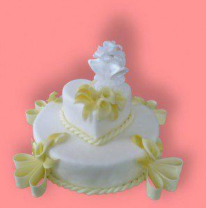 harris teeter wedding cake