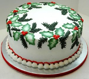 holliday baskin robbins cake