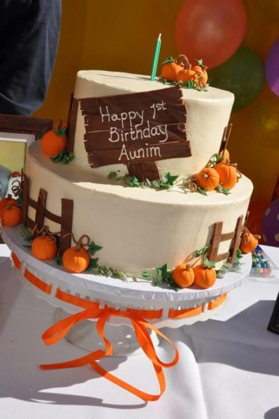 5 MUST See Fall Birthday Cakes For You To Recreate All Cake Prices