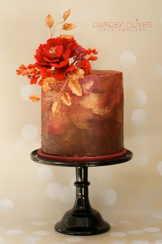 How To Make Birthday And Wedding Cakes