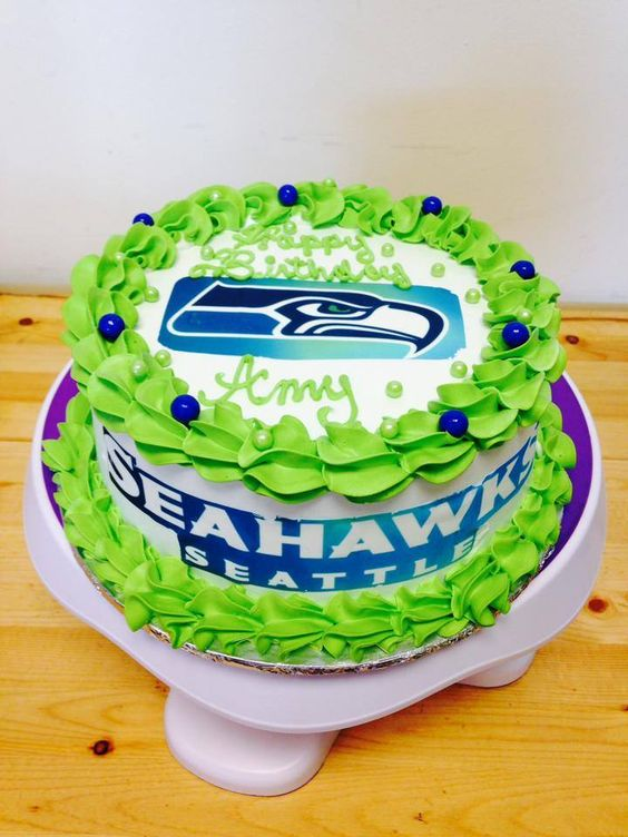 Nfl Football Birthday Cakes Amp Cupcakes For Your Favorite