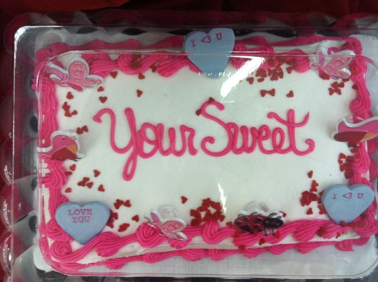Cringe In Terror At These Ugly Cakes For Valentines Day