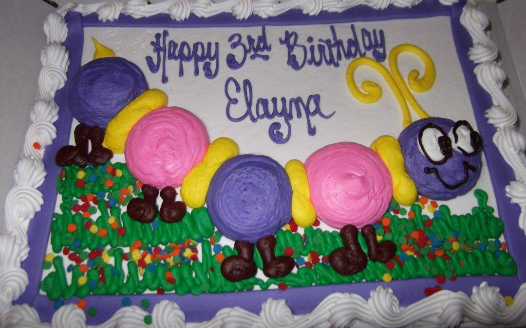 Smart, Savvy Moms Save The Day With Costco Birthday Cakes!