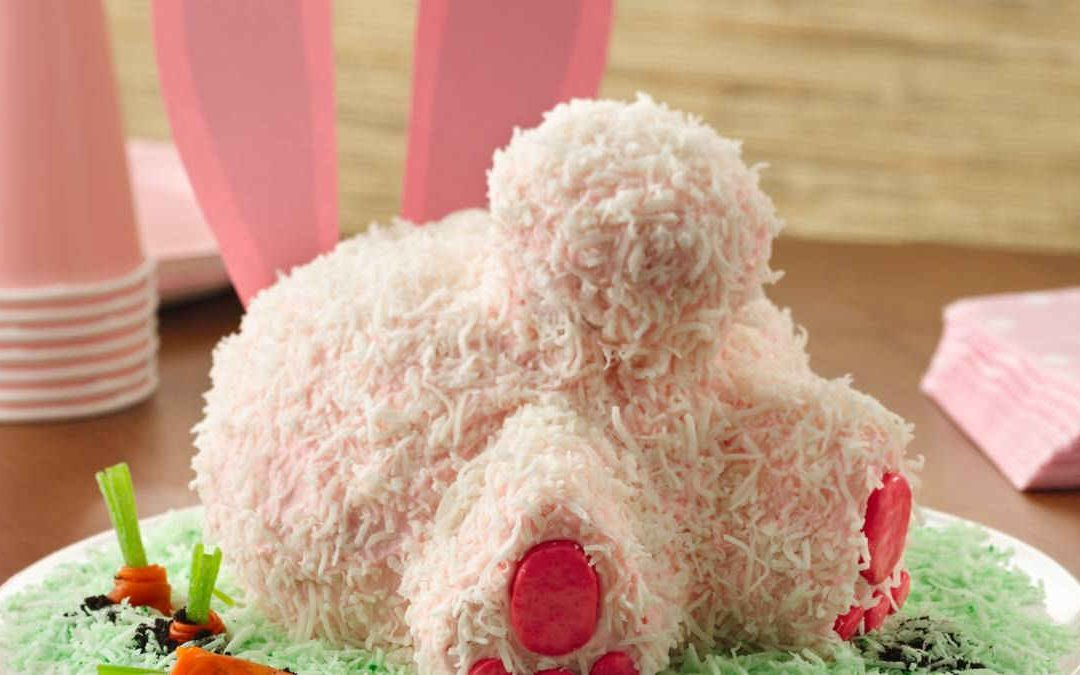 Bake The Perfect Bunny Butt Cake For Easter Like A Pro Baker!