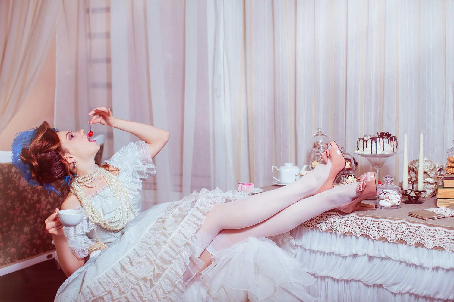 Marie Antoinette Picnic