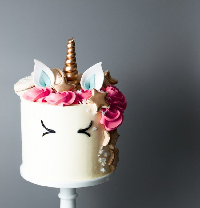 Birthday Cake Ideas | SUPER CUTE Unicorn Birthday Cake
