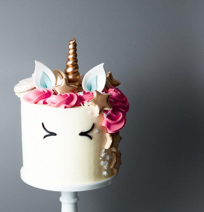Birthday Cake Ideas | SUPER CUTE Unicorn Birthday Cake