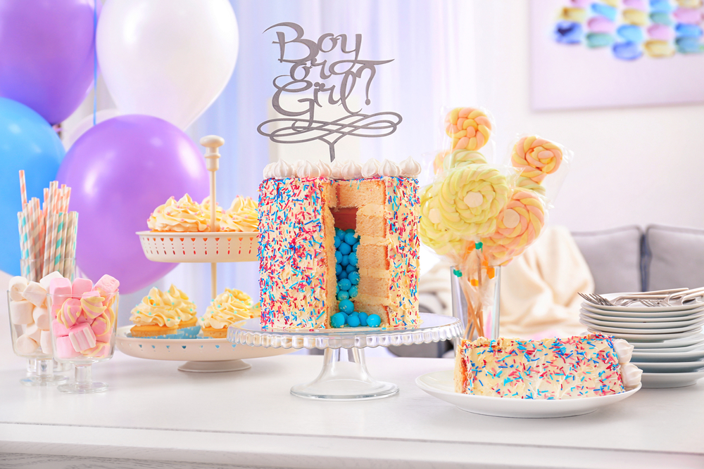 Using Gender Reveal Cakes For The Big Surprise All Cake Prices