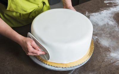 How to Begin Working with Fondant