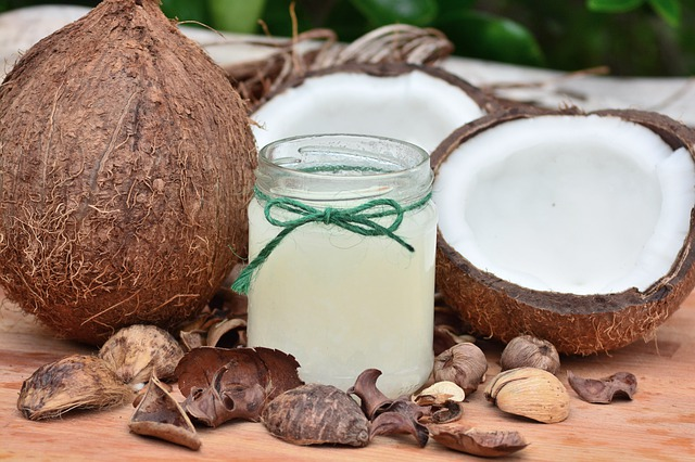 types of oil-coconut oil