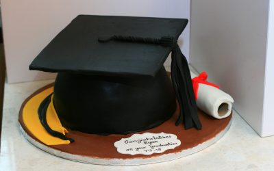 Delicious Graduation Cakes for Your Celebration