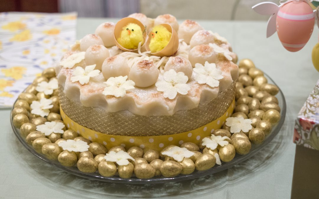 Easter Cakes You Can Make With Your Kids