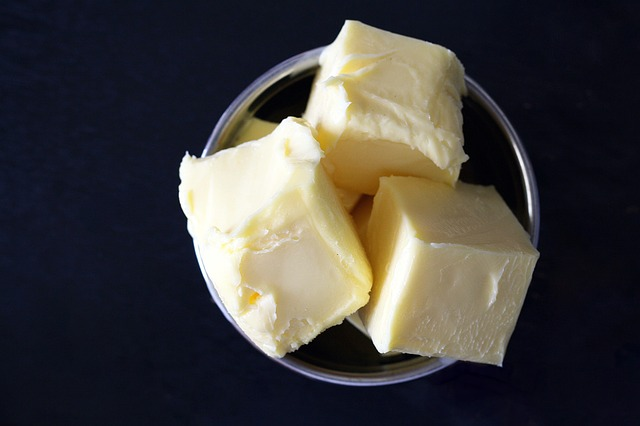 Types of butter-homemade butter