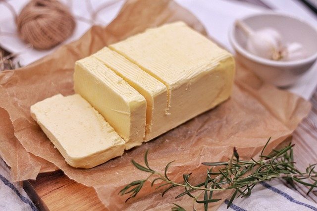 types of butter- food