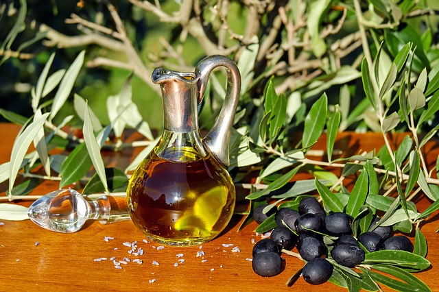 types of oil- olive oil