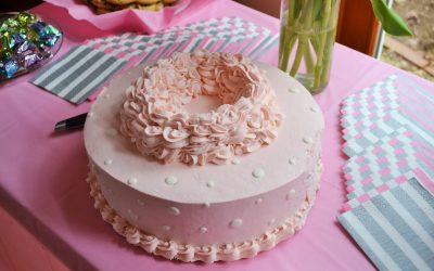 Baby Shower Cake Designs For Girls