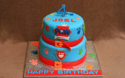 10 Unique PAW Patrol Cake Ideas
