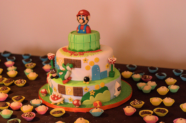 Tips and Inspirations To Create the Perfect Super Mario Cake