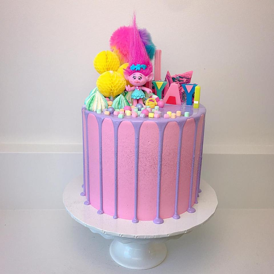 How To Make A Trolls Cake Ideas Inspiration And Tips For Busy