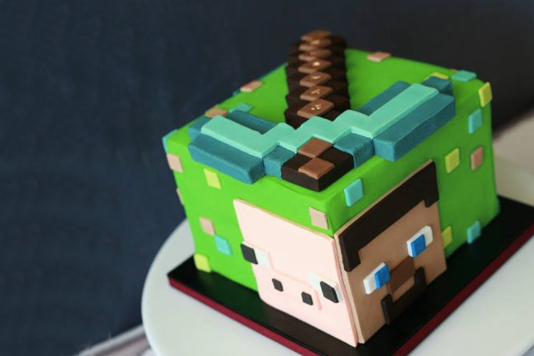 The Essential Building Blocks of a Minecraft Cake