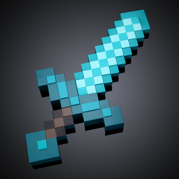 The Minecraft Sword