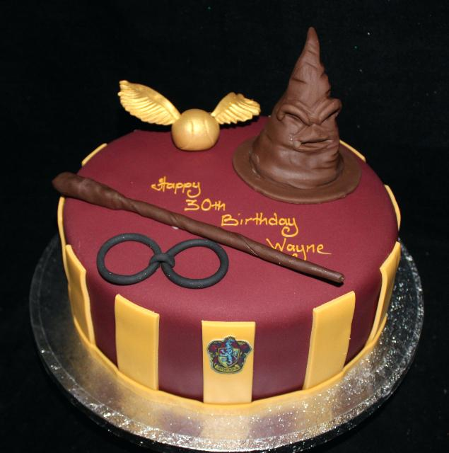 Harry Potter Character Cake Ideas Inspirations Tips And More