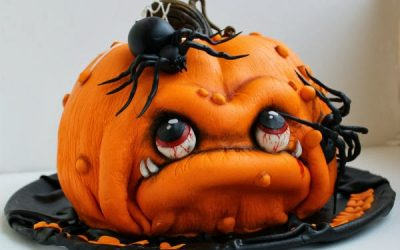 10 Best Sweet And Scary Halloween Cakes Ideas For 2019