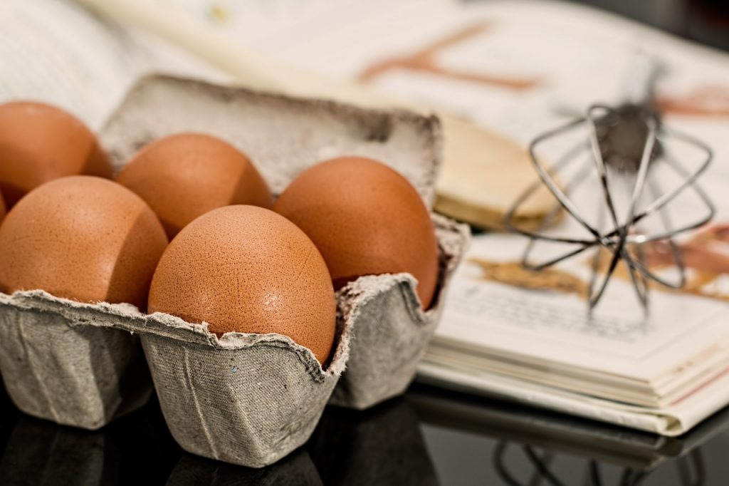 eggs for baking